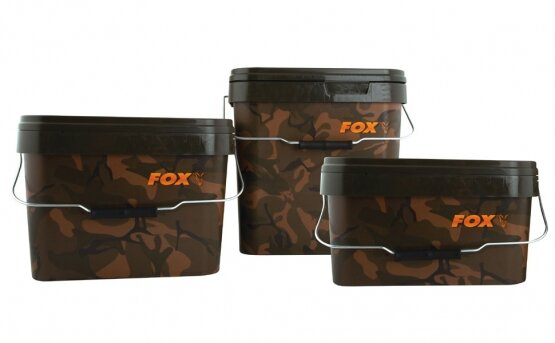 Fox Square Carp Bucket