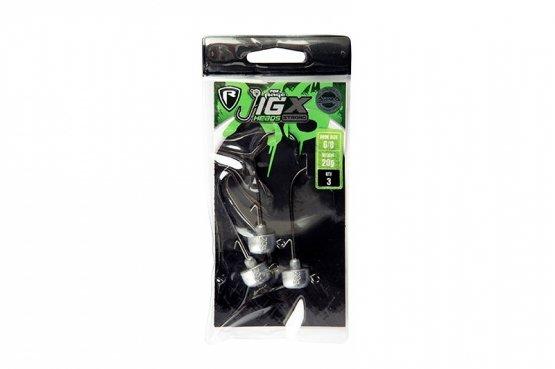 Rage X-Strong Jigheads Haak 8/0