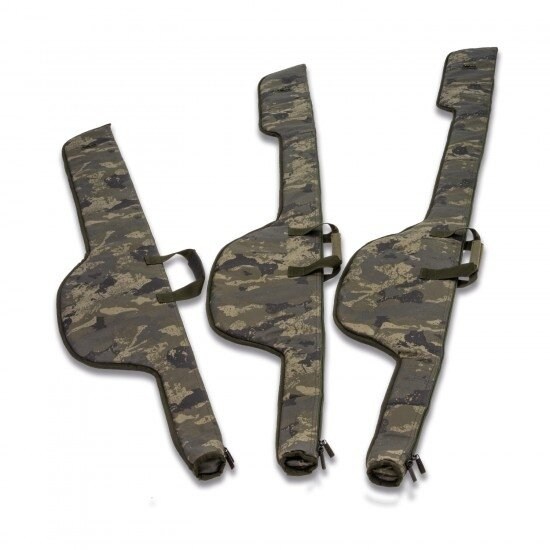 Solar Undercover Camo Single Rod Sleeves