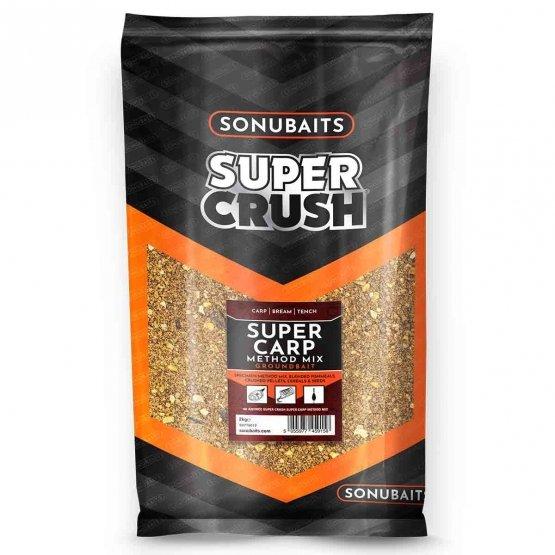 Sonubaits Grounbait / Method mixen