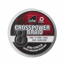 D-A-M Crosspower 8 Braid 150mtr