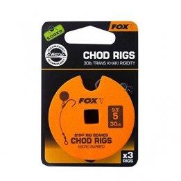 Fox Chod Rig stiff rig beaked Standard