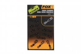Fox Edges Kwik Change mini Hook swivel