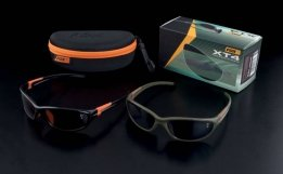 Fox XT4 Polarised Eyewear green frame / brown lense