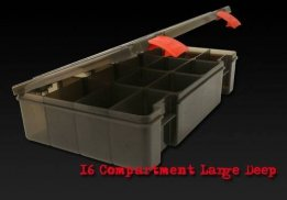 Rage Box large deep 16 compart.