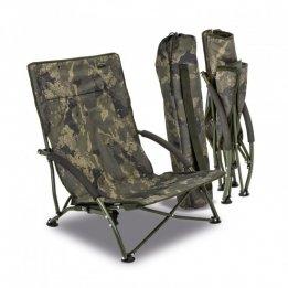 Solar Undercover Camo Foldable Easy Chair